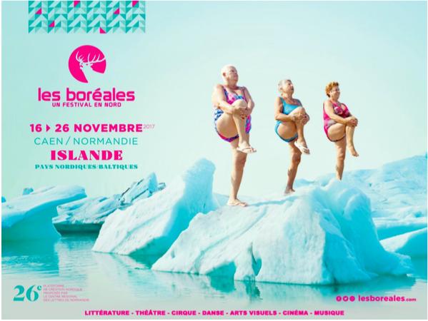 CAEN : AU FESTIVAL LES BOREALES 2017, FOCUS SURL'ISLANDE