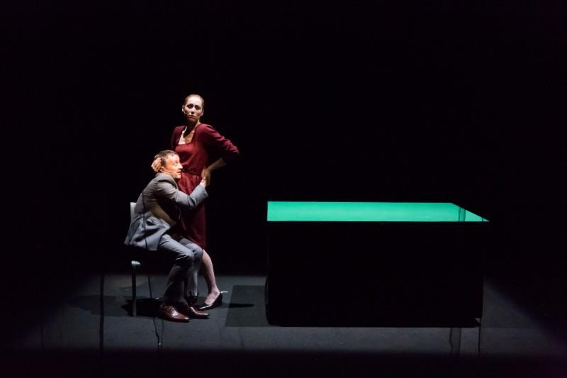 «L'AMOUR ET LES FORÊTS», ERIC REINHARDT / LAURENT BAZIN, LA FILATUREMULHOUSE