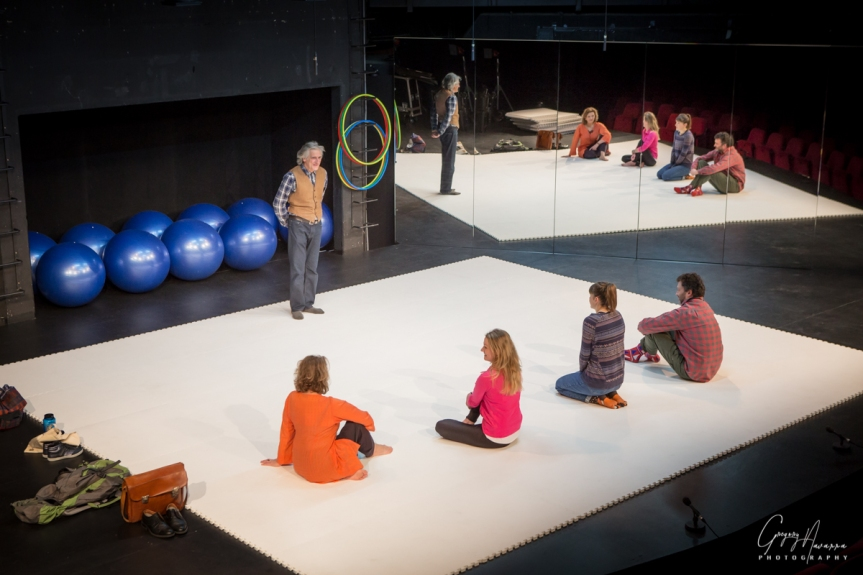 « CERCLE MIROIR TRANSFORMATION », THERAPIE DE GROUPE EN IMMERSION