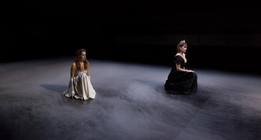 «LES REINES», ELISABETH CHAILLOUX AUX QUARTIERSD'IVRY