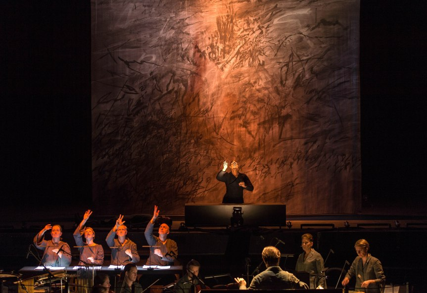 OPERA : « ONLY THE SOUND REMAINS », CREATION EN FRANCE DE KAIJA SAARIAHO