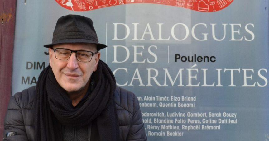 INTERVIEW : ALAIN TIMAR, L'OPERA, LE THEÂTRE, LAVIE…