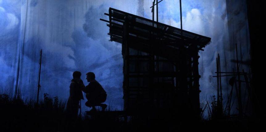 LE «TRIOMPHE DE L'AMOUR» DE PODALYDES : DE LA BELLE OUVRAGE,CERTES…