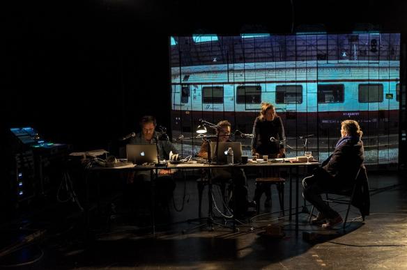 AVIGNON OFF 2018 : «ZONE», D'APRES MATHIAS ENARD AU11-GILGAMESH