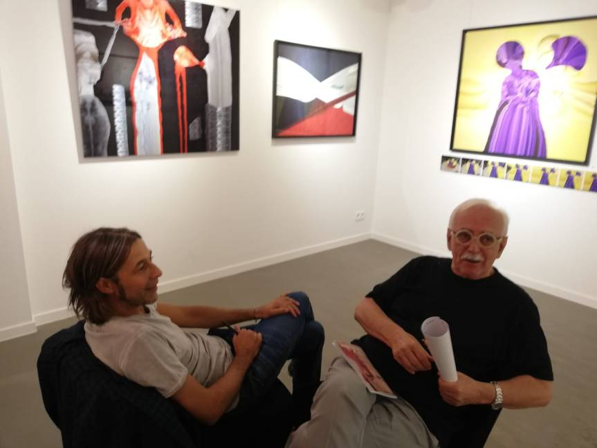 BRUXELLES : DU STREET ART À LAPYCHANALYSE