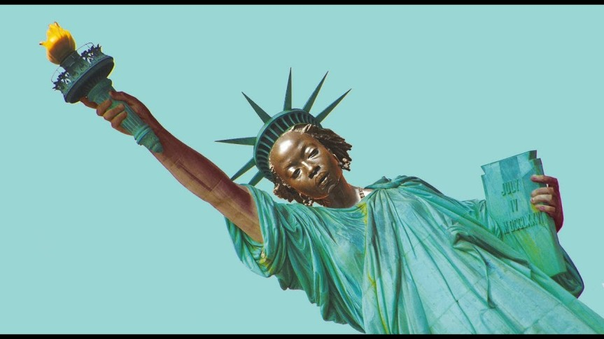 « IL NOUS FAUT L'AMERIQUE » : PAS SI ABSURDE QUE ÇA!
