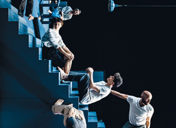 «SCALA» : ATTENTION, SPECTACLE TOTAL!