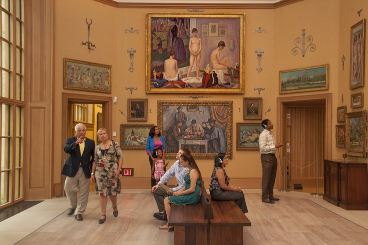 MAGAZINE : THE BARNES FOUNDATION, OU LA FELICITE EXTATIQUE