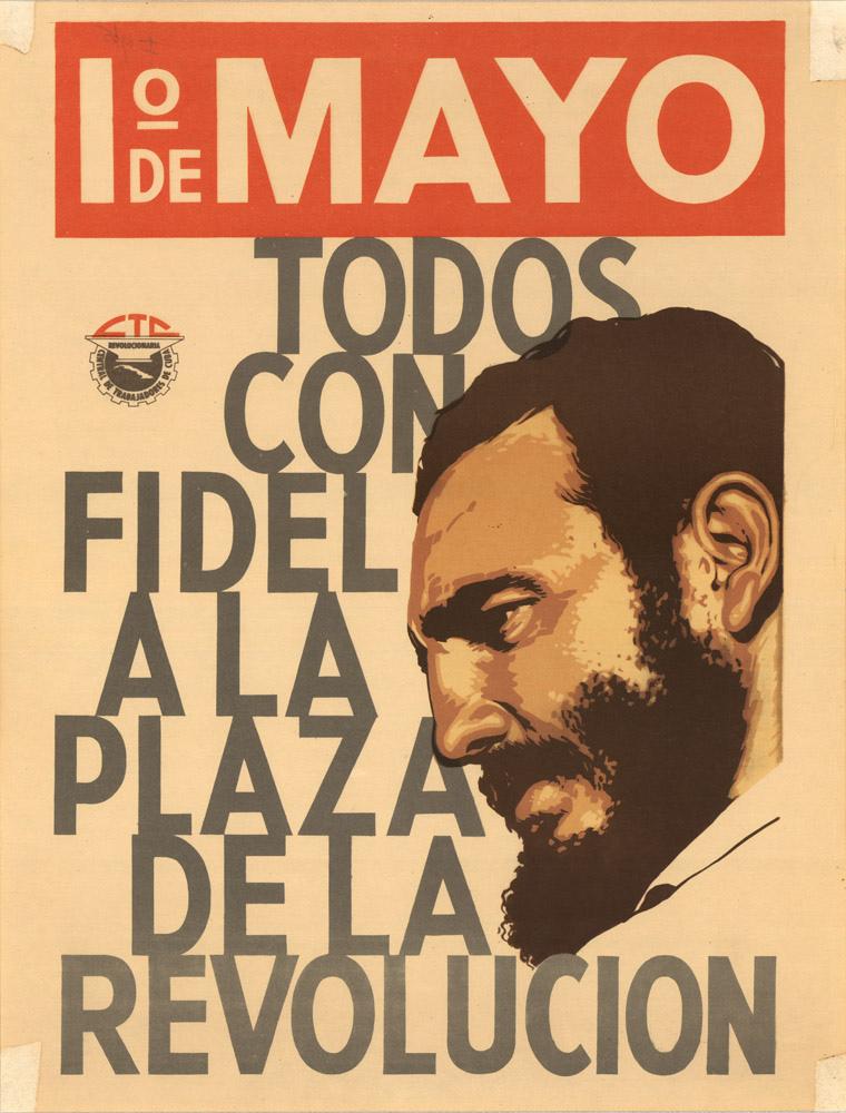 «AFFICHES CUBAINES. RÉVOLUTION ET CINÉMA» AU MUSEE DES ARTSDECORATIFS