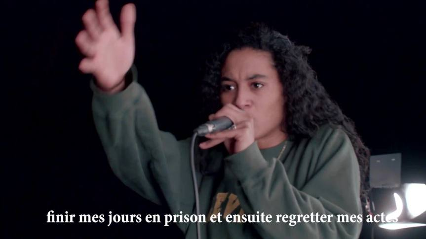DU SALE ! (PIECE D'ACTUALITE N°12) : MARION SIEFERT ET LA RAGE DE L'INJUSTICE