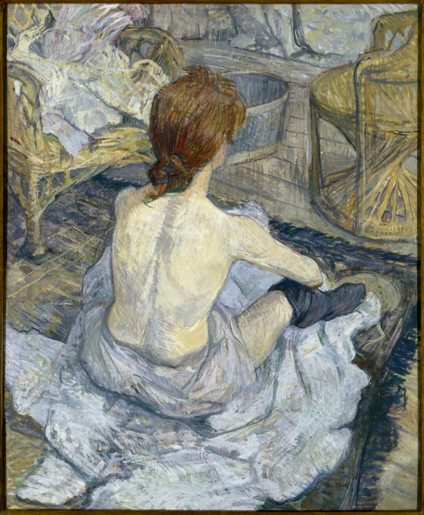 TOULOUSE-LAUTREC, RESOLUMENT MODERNE