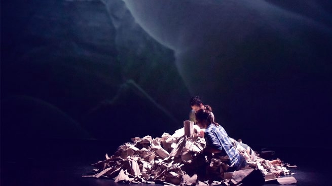 «LE CHANT DES RUINES» : LA SOCIETE EN PLEIN CHAOS DE MICHELENOIRET