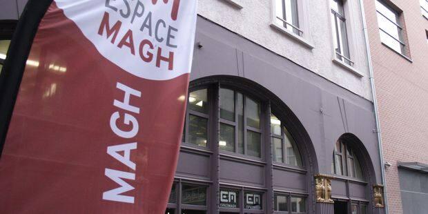 BRUXELLES : A L'ESPACE MAGH, «OUVRIR LE CHAMP DES POSSIBLES»
