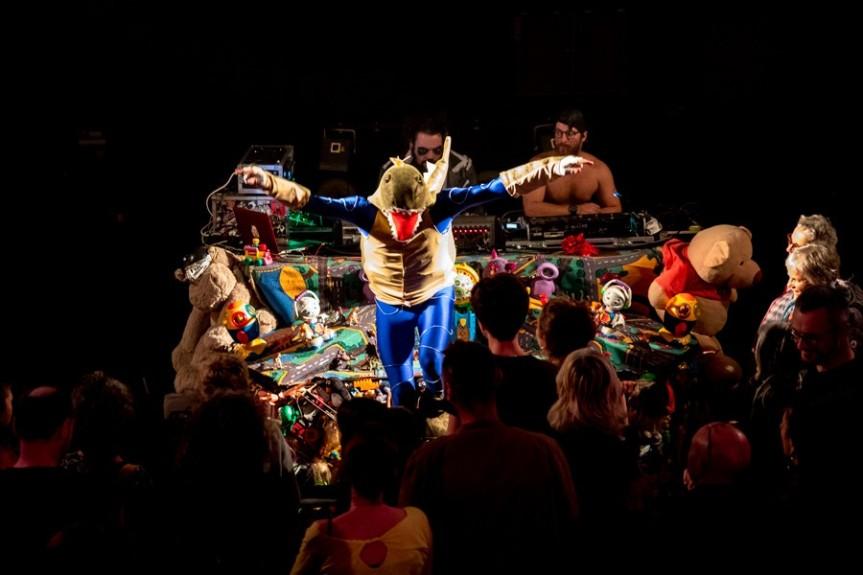 «LA TOY PARTY», BOOM DE FIN DUMONDE